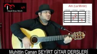 Gitar Dersi - Duvar - Zeynep Casalini ( Gitar - Repertuar - Orta Seviye )