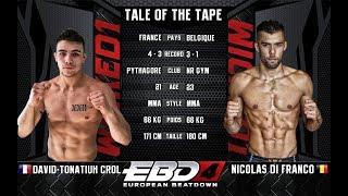 EBD4 - David Tonatiuh Crol Vs Nicolas Di Franco