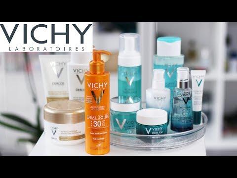 ОЧЕНЬ МНОГО Vichy! Уход за лицом, лучшие средства для волос, загар.