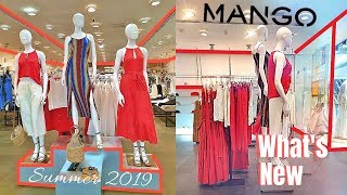 MANGO Ladies SUMMER Collection JUNE 2019