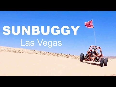 YOU SHOULD DUNE BUGGY IN LAS VEGAS - SunBuggy with Will Edmond