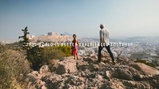 Princess Cruises: This World Is Better Experienced Together
