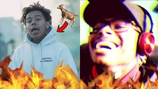 LETS GO! | YBN Cordae - Kung Fu | Reaction