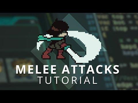 GameMaker Studio 2: Melee Attacks Tutorial