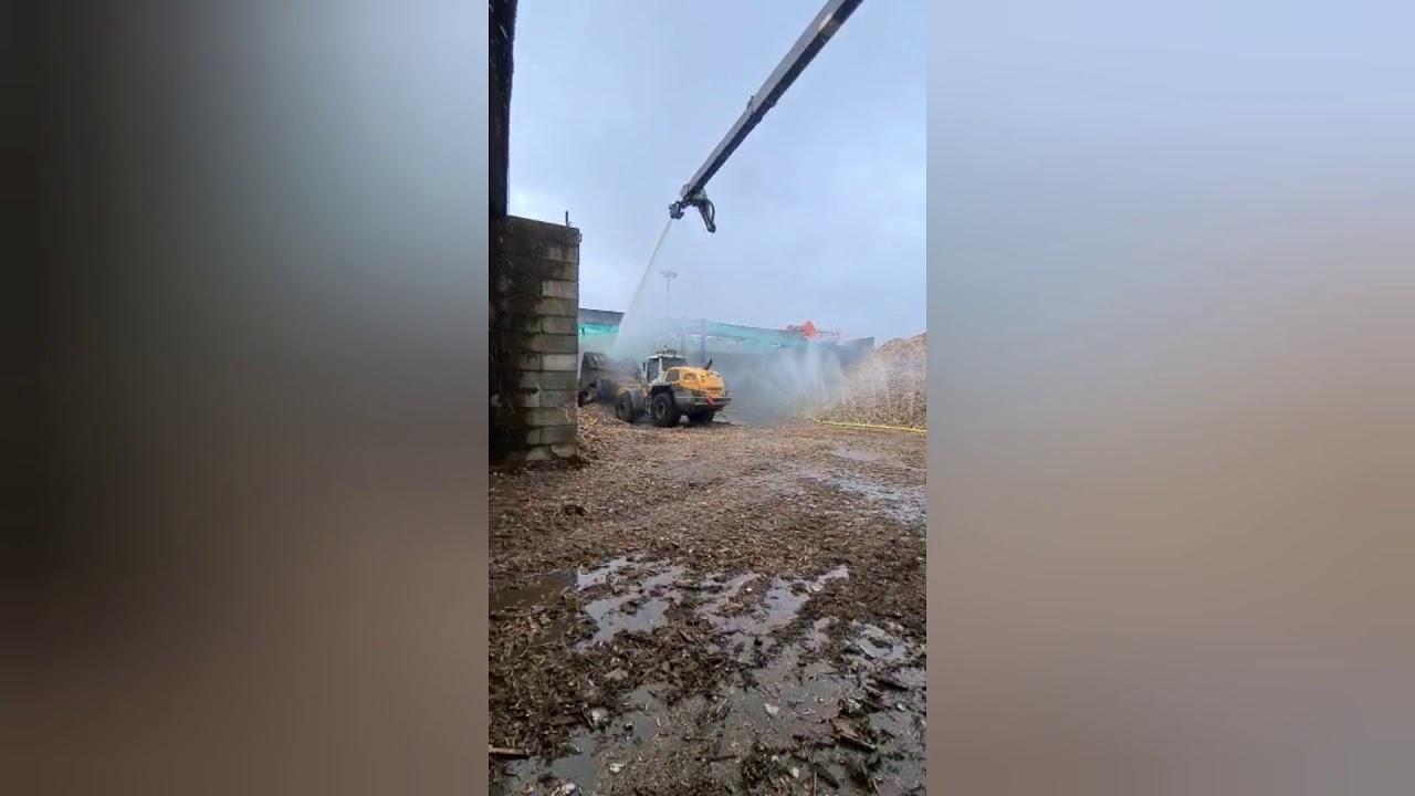 Grote brand sortiva alkmaar
