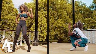 DJ Flex   Eggplant Afrobeat Ft. AStar & EDouble (Dance Video)