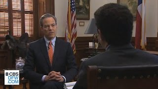 Speaker Straus Talks Bathroom Bill, Sanctuary Cities and The Budget