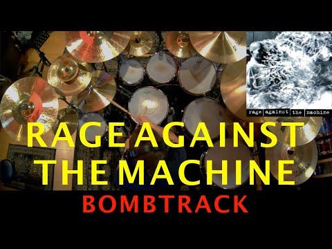 Rage Against The Machine - Bombtrack (DRUM COVER)