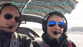 RV Aircraft Video - 16th Birthday Solo in RV14