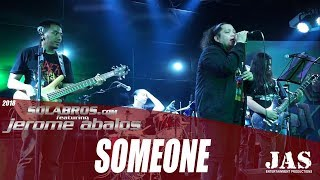 Someone - The Rembrandts (Cover) - Live At The K-Pub BBQ