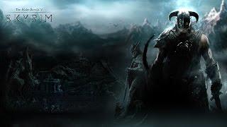 """Skyrim прохождение на легендарном уровне сложности! Часть 9 """"miv's vampirism overhaul"""""""