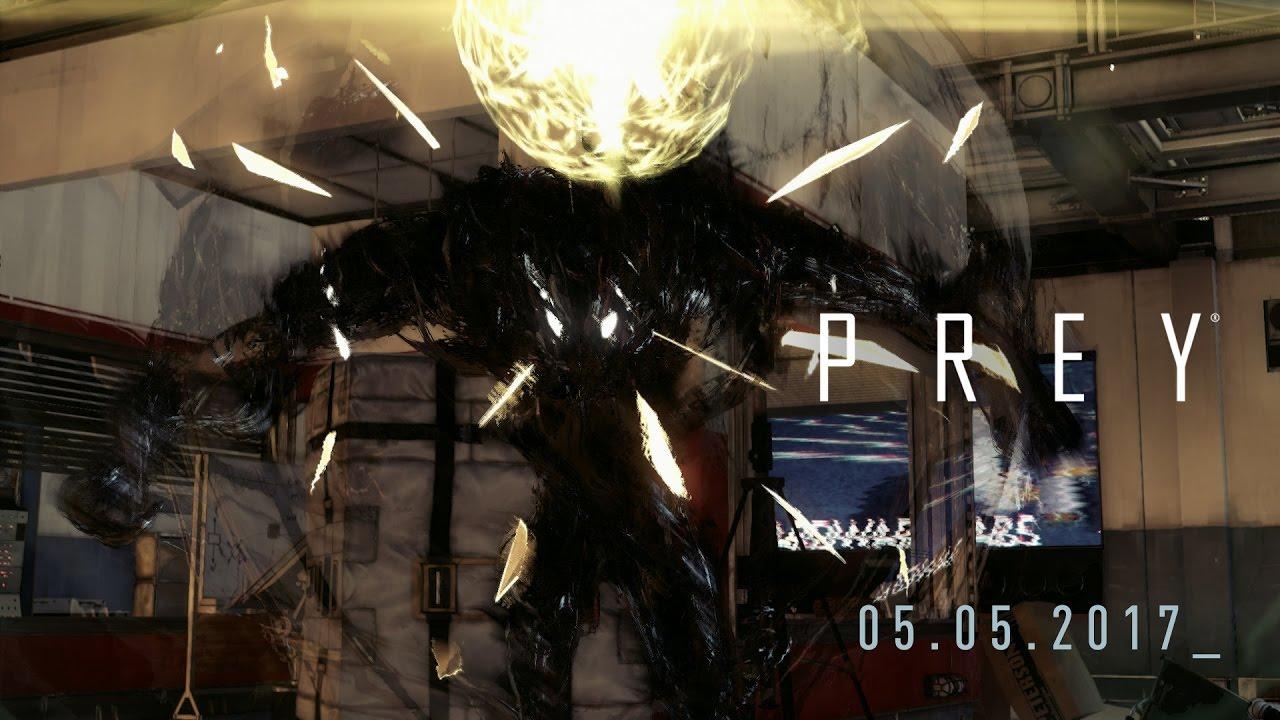 """Prey - Trailer """"La ricerca sui Typhon"""""""