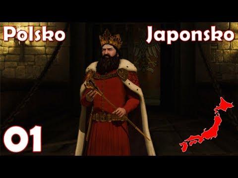 Civilization 5 ➤ #01 ➤ Bitva o Japonsko [CZ LP]