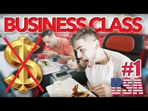 LET DO USA S BUSINESS CLASS! - TRUMPOTY #1
