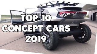 Top 10 craziest Concept Cars 2019 | @Supercar Blondie  Reaction