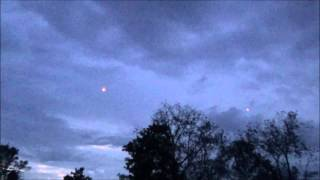UFO Chinese Lantern