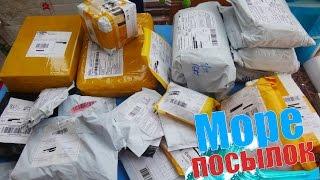 Распаковка посылок с AliExpress - вторая в марте 2017 (МОРЕ ПОСЫЛОК)