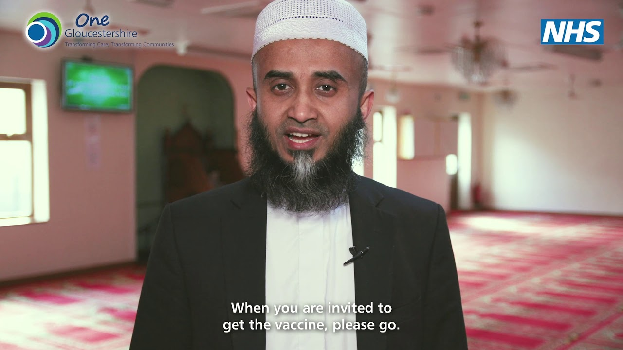 Imam of Masjid Umar, Gloucester, on the COVID-19 vaccine