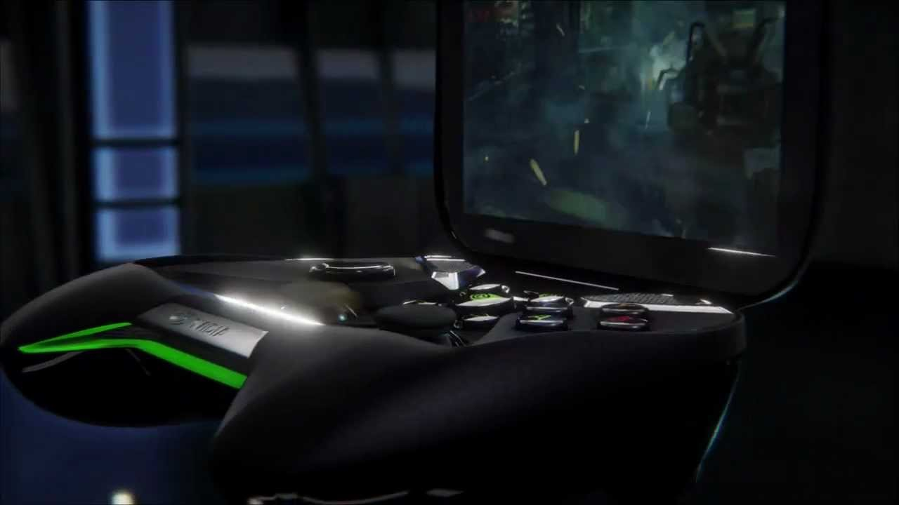 Dramatic Look At The Assembly Of Nvidia's New Gaming Handheld