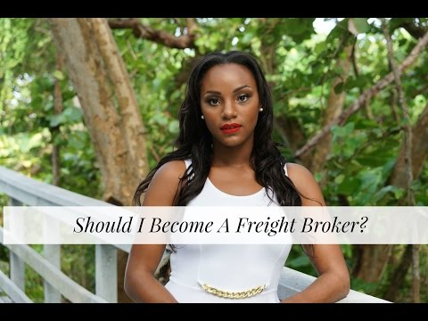 Should You Become a Freight Broker - YouTube