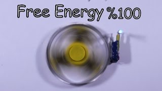 Rüzgardan Yararlanarak Sınırsız Elektirik Üretimi | FREE ENERGY