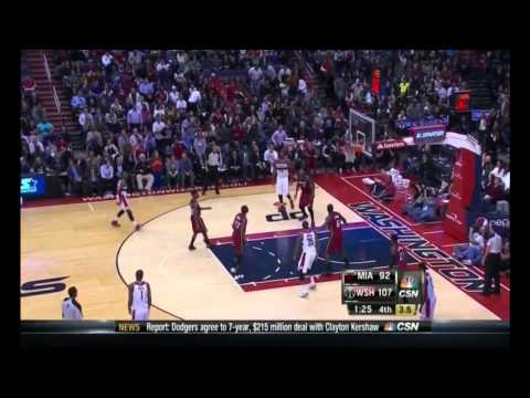 John Wall Change of Pace/Individual Skill Moves to Score