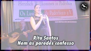 Rita Santos – Nem às paredes confesso