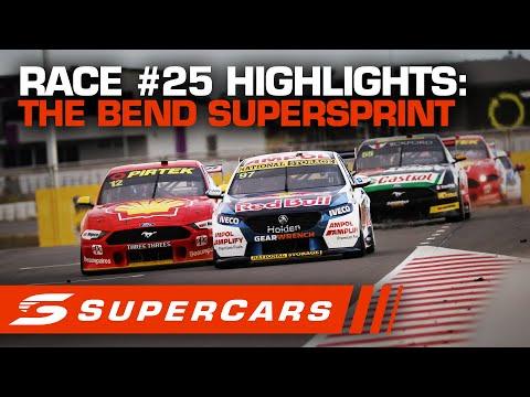 2020年 SUPERCARS OTRザベンド500 決勝レース#25スーパースプリトハイライト動画