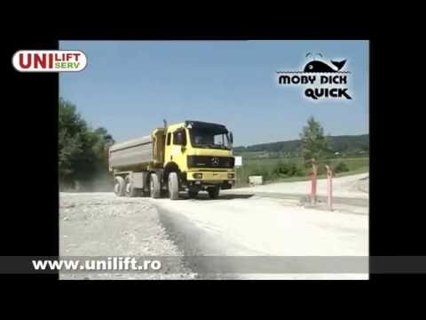 Instalatii de spalare roti camioane, autovehicule speciale