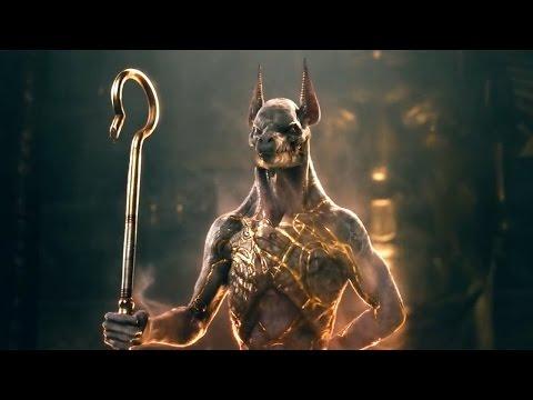 Боги и богини Египта, история и мифология   документальный фильм видео