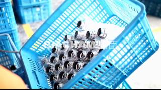 Manufacture stainless steel vacuum insulated products (Vacuum Thermos Factory)