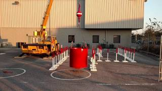 Fixed and swing cab crane practical(2)