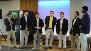 Geisinger Commonwealth Male A Cappella Interest Group – FlatLine: Oh Shenandoah