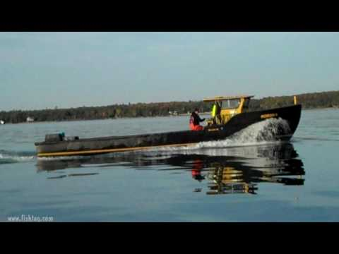 Great Lakes Commercial Fishing Ports Part 04  http://www.fishtug.com