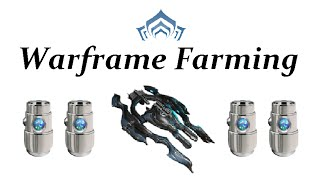 Warframe Farming - Nitain Extract  Xiphos Landing Craft (Pre-Specters Of The Rail)
