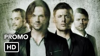 Миша Коллинз, Supernatural Season 11 Promo (HD)