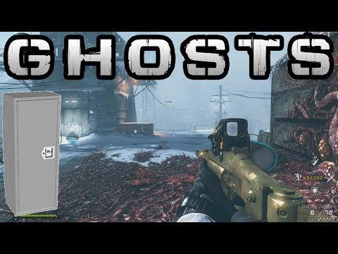 Call Of Duty Ghosts Walkthrough Onslaught Secret Creepy Room