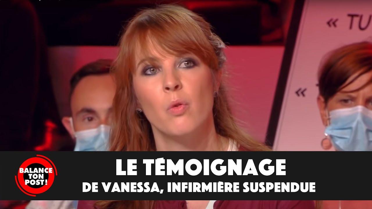 Le témoignage de Vanessa, infirmière suspendue, refusant la vaccination