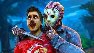 ДЖЕЙСОН ЛЮБИТ ТИХИЕ УБИЙСТВА! (The Friday 13th: The Game)