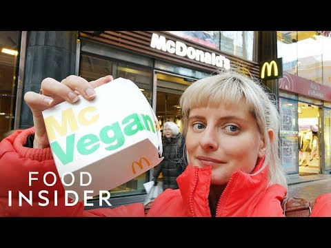 What's Different in Sweden's McDonald's