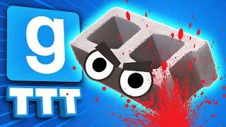 DEATH BY BRICK | Gmod TTT