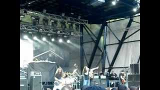 "FATES WARNING - ""Another Perfect Day"" (Live)"