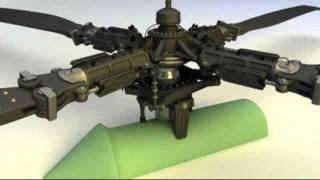 Princip Funkce Rotoru Vrtulníku AH-64