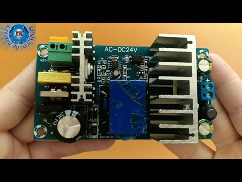 Geekcreit® 4A To 6A 24V Switching Power Supply Board AC-DC Power Module-Banggood.com