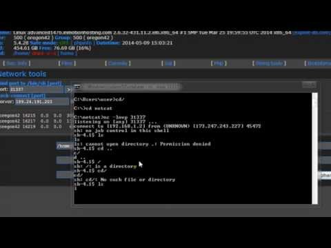 How to Backconnect using Netcat and a PHP SHELL [ WINDOWS 10