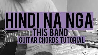 hindi na nga guitar chords and lyrics - TH-Clip