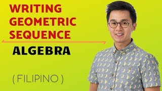 Geometric Sequence in Filipino