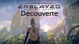 Découverte de Enslaved: Odyssey To The West !