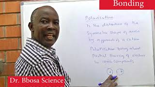 Bonding By Dr Bbosa Science