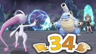 Pokémon Let's Go Pikachu & Eevee - Episode 34 | A Girl Named Green!